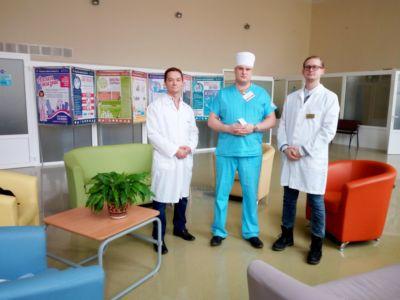 врачи гериатры