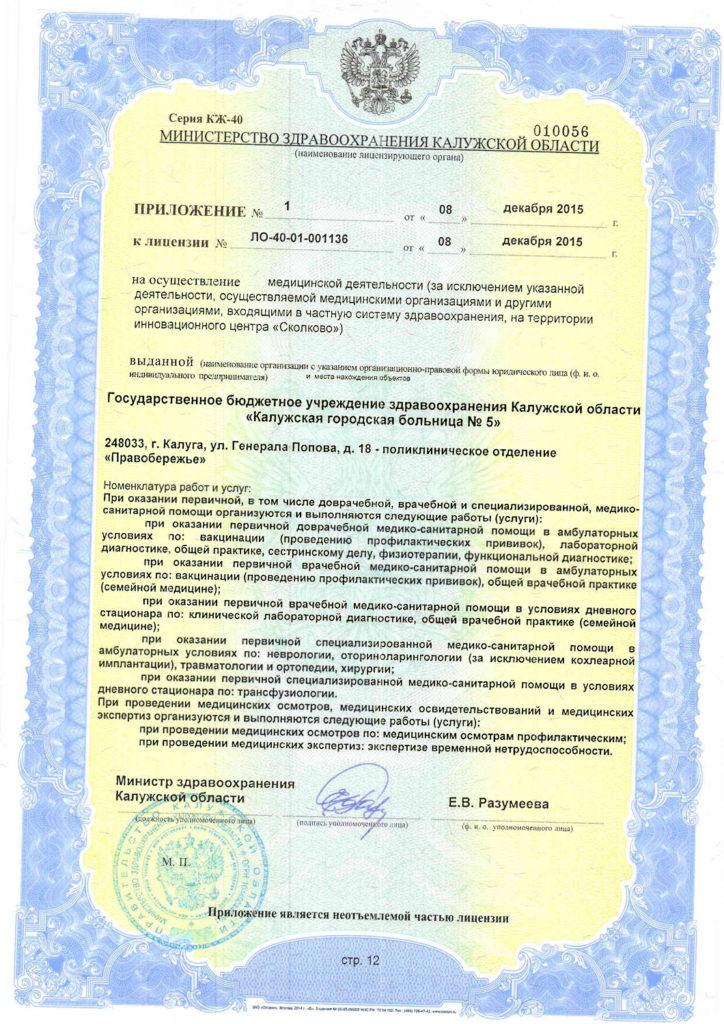 Лицензия-12