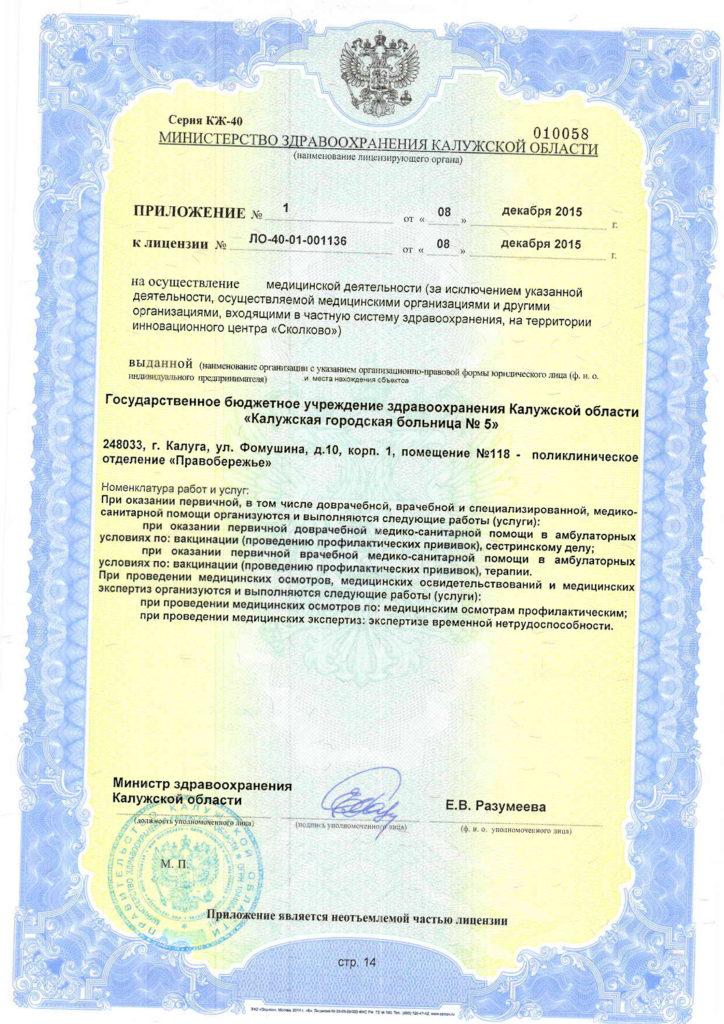 Лицензия-14