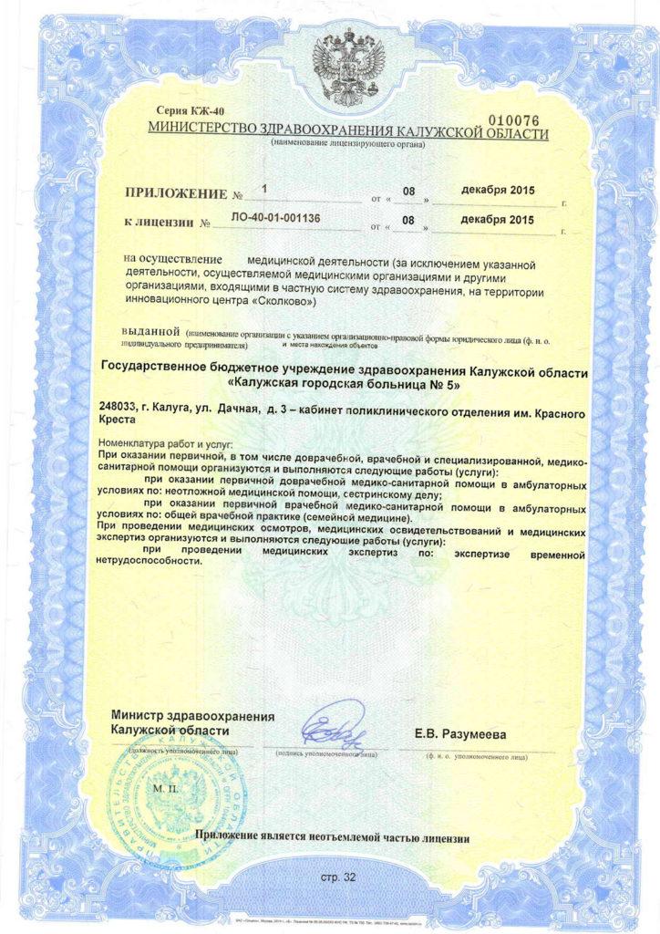 Лицензия-32